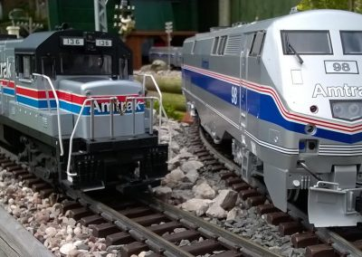 Amtrak Generations